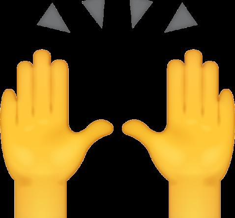 emoji blog fazill hands