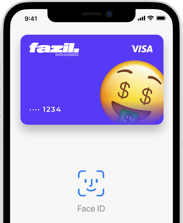 apple pay Fazil Pay